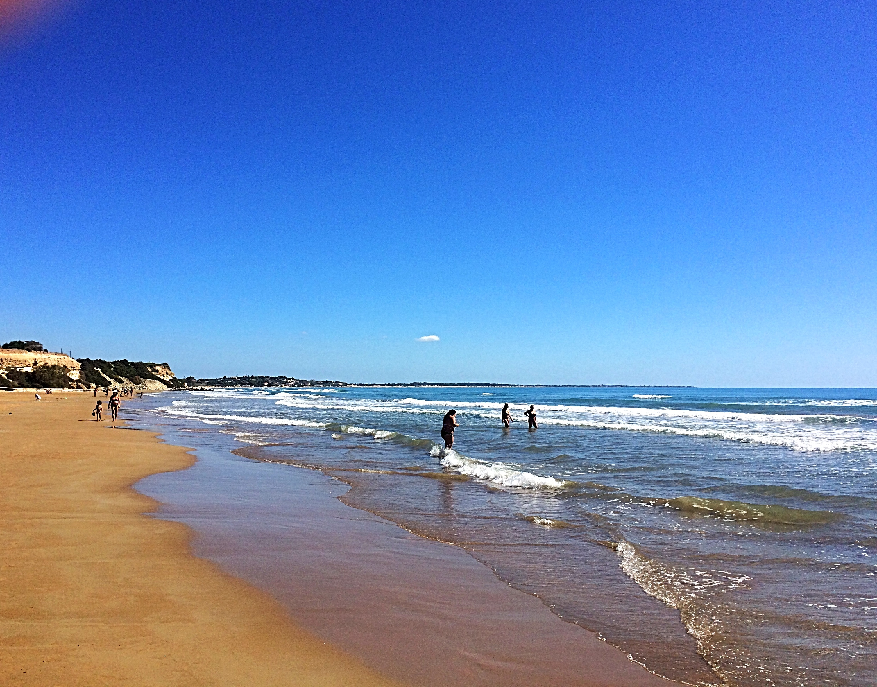 Pozzalo beach
