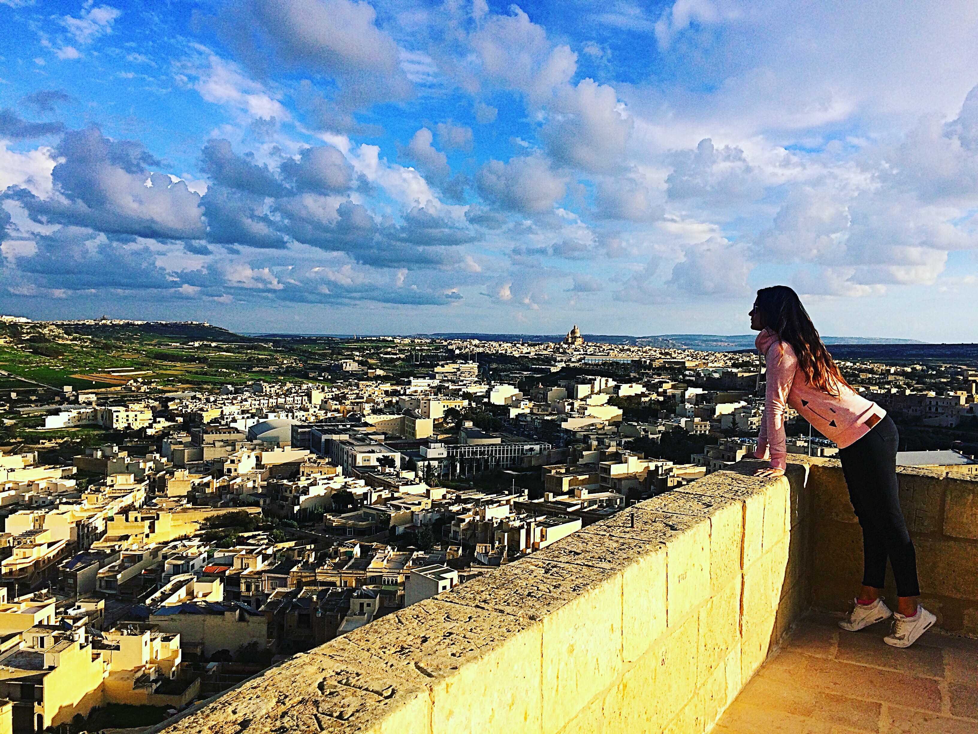 Gozo from Citadel