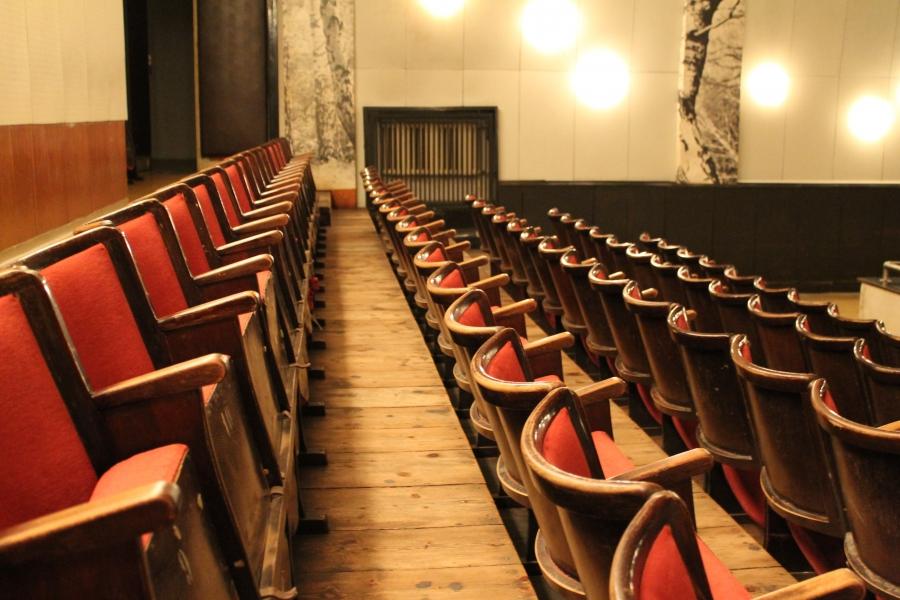 Granny's cinema