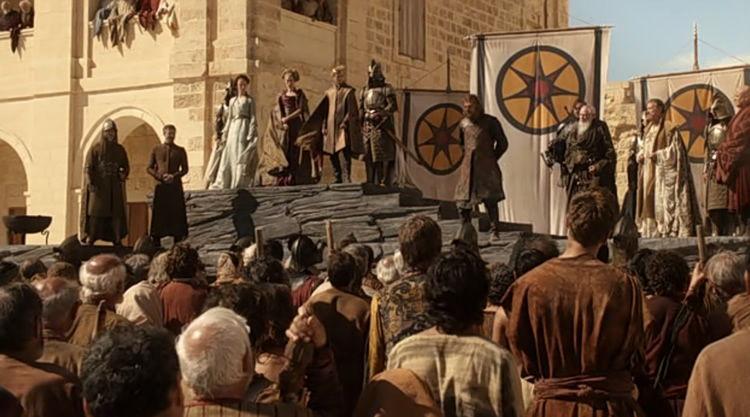 Ned Stark execution